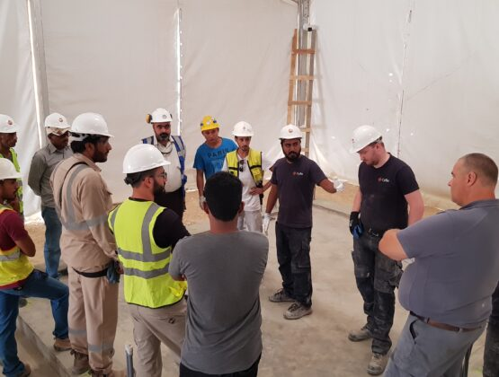 International Contracting, done by CyBe for CCC