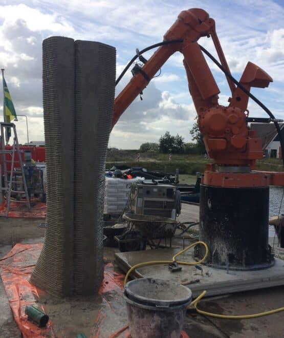 3d Concrete - CyBe Construction