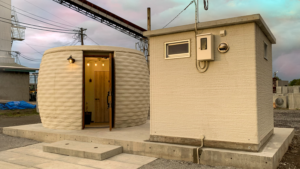 Sapporo Park restrooms - CyBe Construction