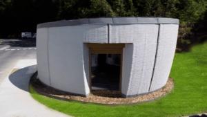 La Sphère - CyBe Construction